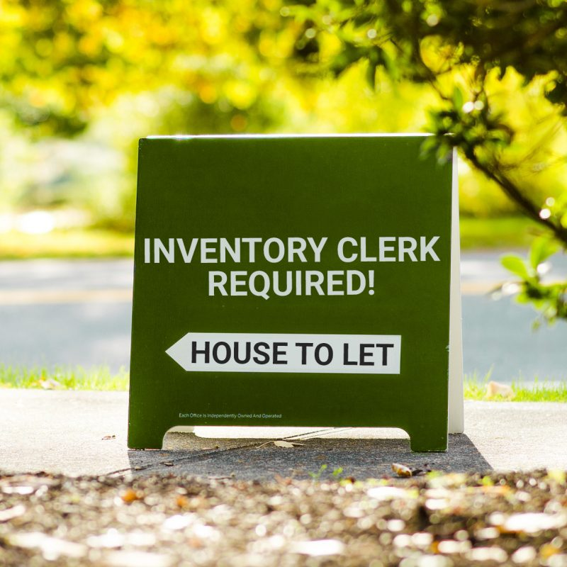 Inventory Clerk Required
