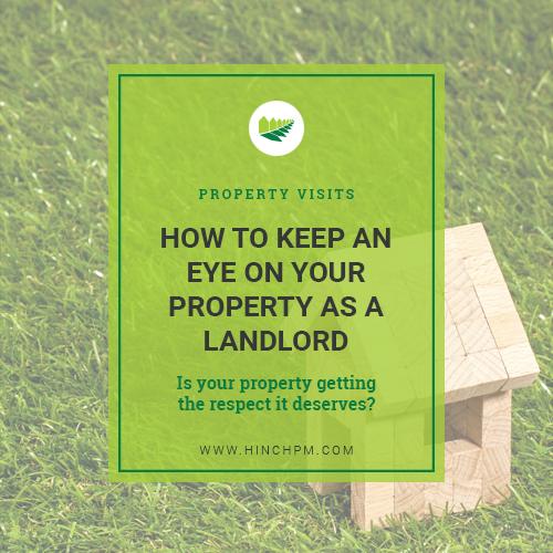 Property Visits for Landlords