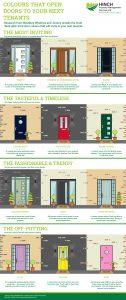 Colours that open doors