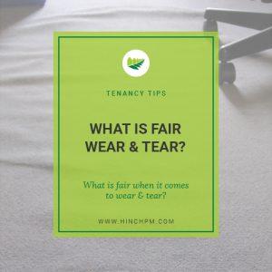 Fair Wear and Tear Title