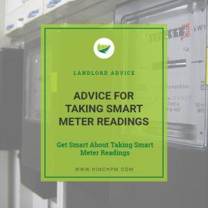 Advice for taking smart meter readings