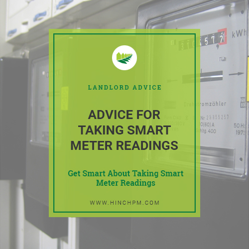 Advice for taking smart meter readings