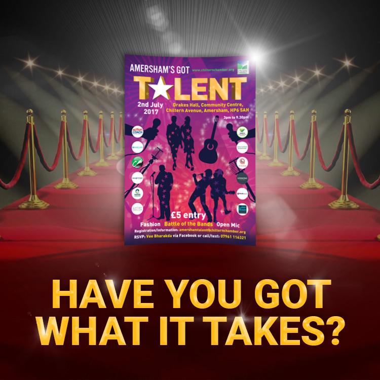 Amersham's Got Talent