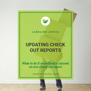 Updating check out reports featured image