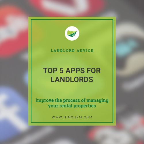 Top 5 apps for landlords