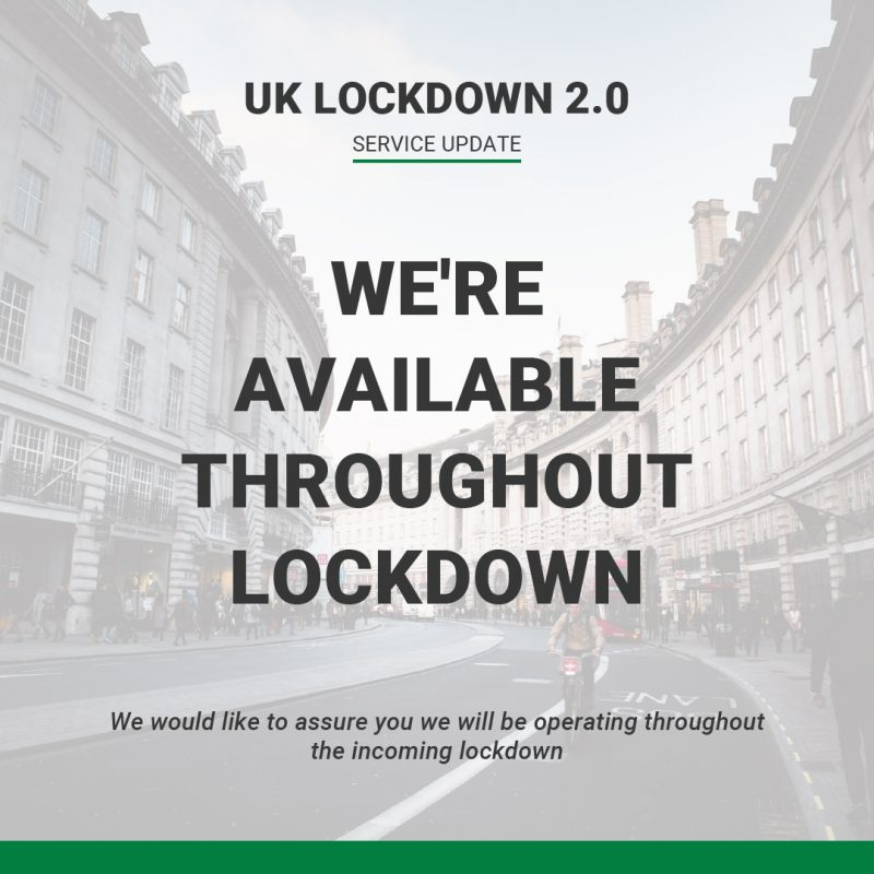 Hinch Property Management Are Working Through Lockdown